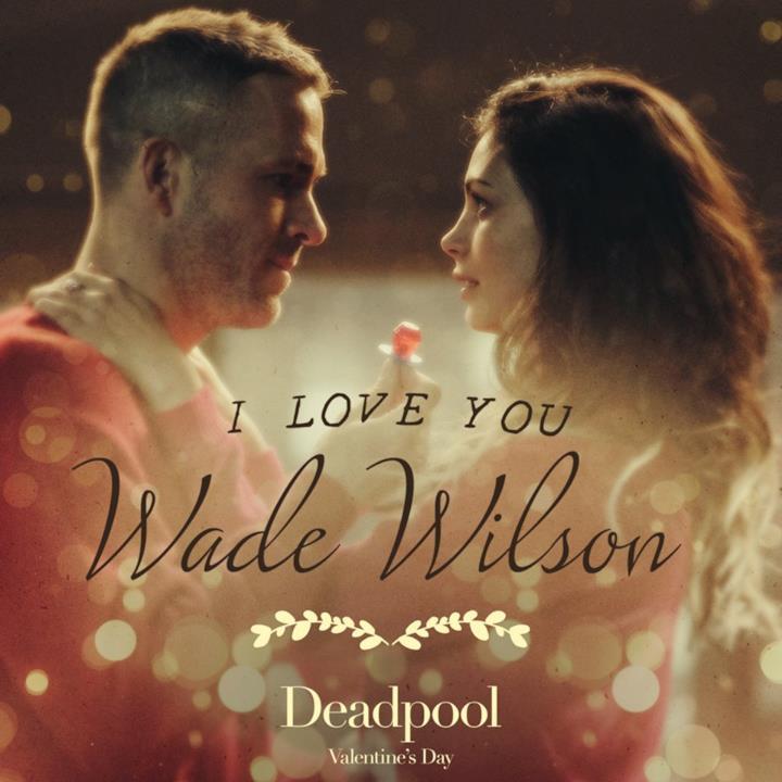 Deadpool e la locandina: Ti amo, Wade Wilson!