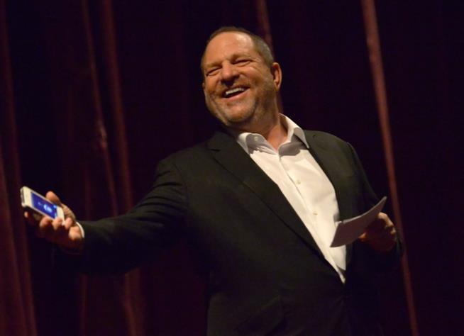 Harvey Weinstein a un evento