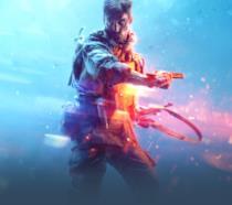 La copertina ufficiale di Battlefield V