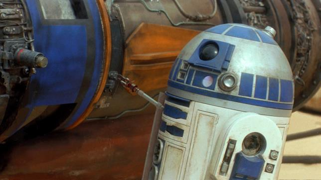 Immagine di R2-D2